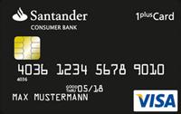 Santander 1Plus Card